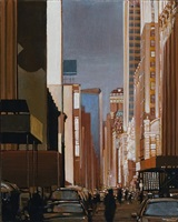 beneath sunlit buildings by mark innerst