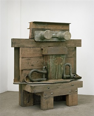 head by anthony caro