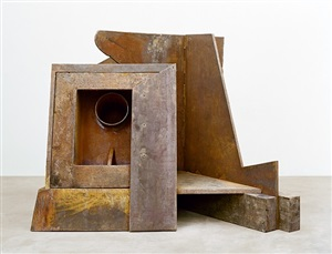 end up by anthony caro