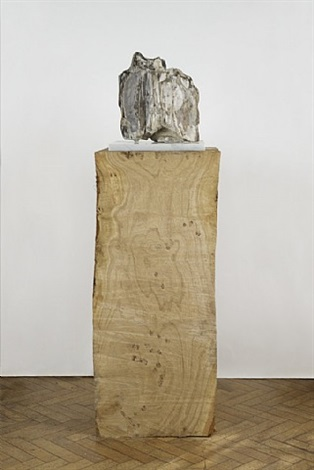 untitled (sculpture) by goshka macuga