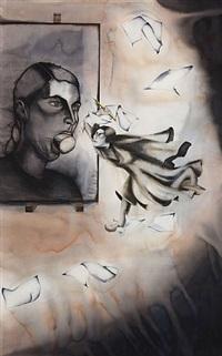 paper storm by anju dodiya