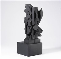the dark ellipse by louise nevelson