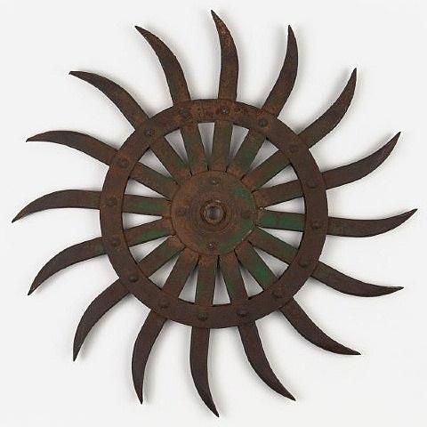 plow wheel