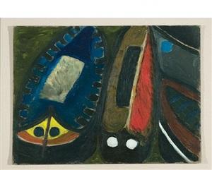 gondolas by francis davison