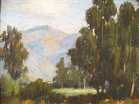 california landscape by carl eytel