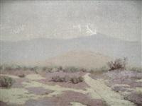desert landscape by carl eytel