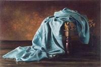 pashmina bleu by kira weber