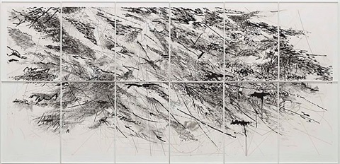 auguries by julie mehretu
