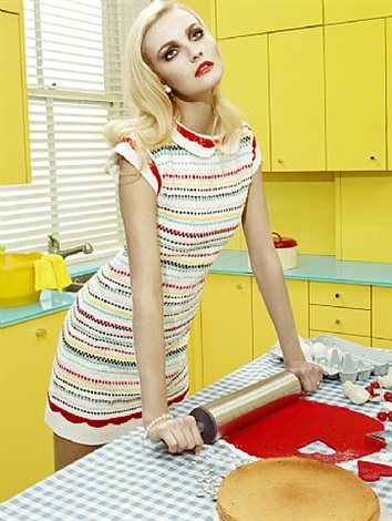 home works #5 by miles aldridge
