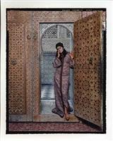 harem #4 by lalla essaydi