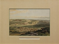 various scenes in the crimea from
