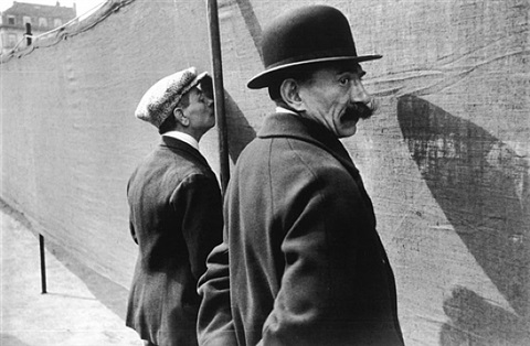 brussels, belgium by henri cartier-bresson