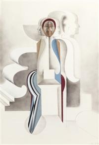 untitled by arnold belkin