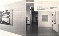 17. exhibition guide, chapter 15 (ica archive 4, art for u.s. embassies) by r.h. quaytman