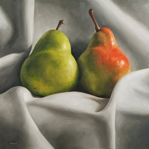 a comfortable pair by michael naples (sold)