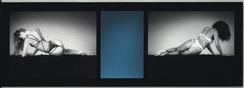mirror image by robert mapplethorpe