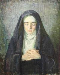 sister ebba by christian von schneidau