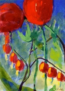 cologne fine art antiques 2010 by emil nolde