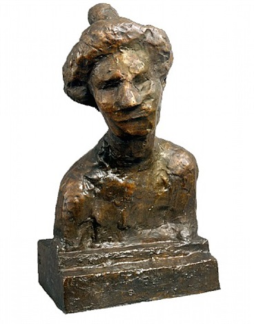 buste ancien by henri matisse