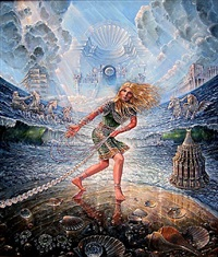 our lady of the foam by john stephens