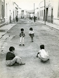untitled (mexico) by rudy burckhardt