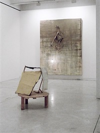 installation view by lawrence carroll