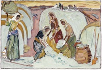 bailing cotton by mikhail abdullayev