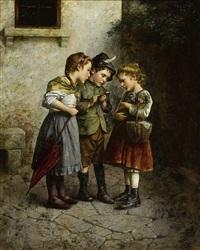 die neue uhr - the new watch by edmund adler