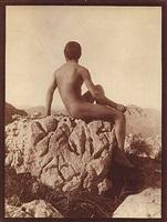 'taormina' series by baron wilhelm von gloeden