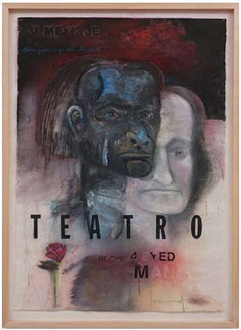 momo chronicle iii: teatro of the 4-eyed man; teatro by terry allen