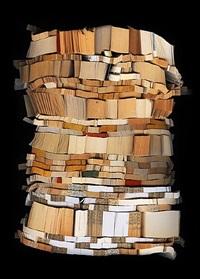 book weight bb (human carriage) by ann hamilton