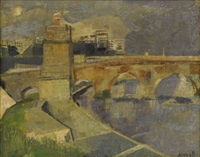 ponte melvio by marcello avenali