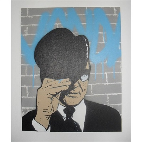 vandal by nick walker