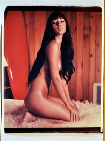pin-up polaroid 19 by michael dweck