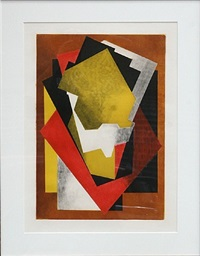 composition by jacques villon