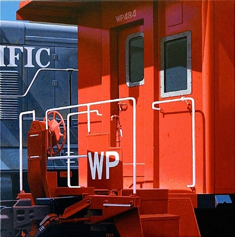wp caboose by gus heinze