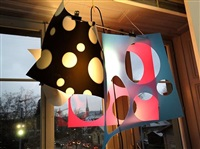 triangle light by ruedi bechtler
