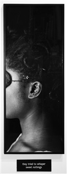 portrait by lorna simpson