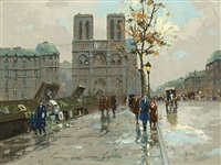 notre dame by andré gisson