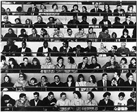 people's wall, worlds fair by bob adelman