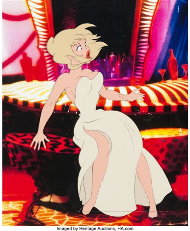 Cool World Holli Would Production Cel Paramount 1992 By Paramount Cartoon Studios On Artnet Of regular toon animation and realistic looking horrors. artnet