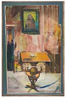 stuhl, tisch, bild by tino geiß
