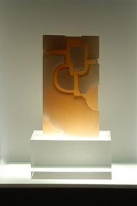 exhibition view by eduardo chillida