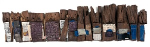 well-informed ancestors by el anatsui