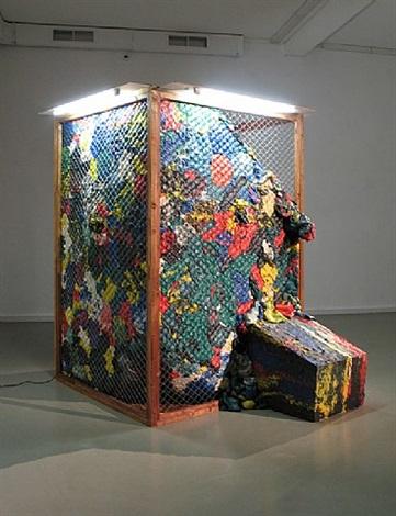 show process (installation view) by irina korina