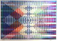 untitled ii by yaacov agam