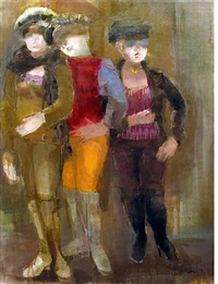 specialty girls by ruth gikow