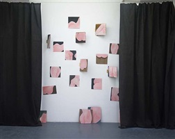 look behind the curtain by laure prouvost