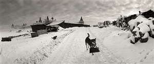 white sea, russia by pentti sammallahti