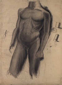 male nude by john steuart curry